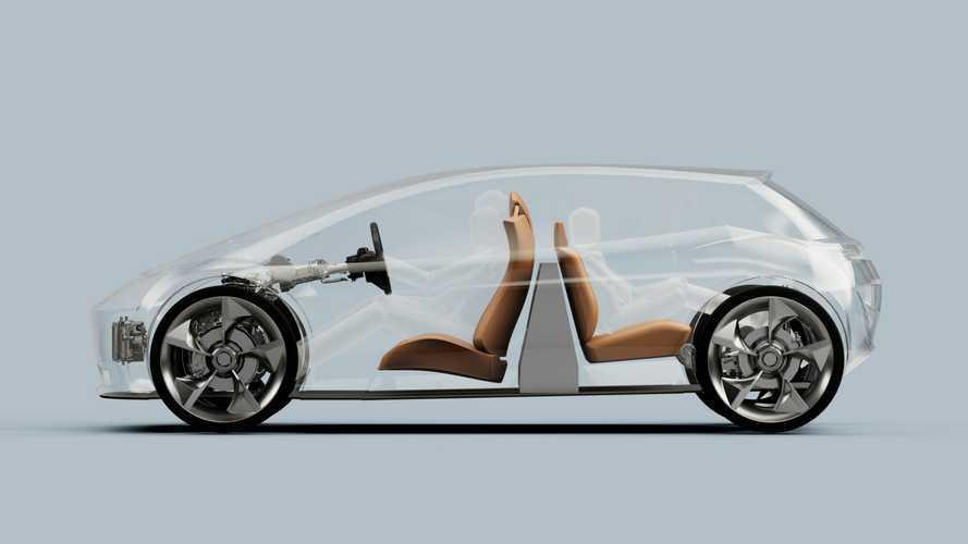 Auto elettriche con batteria verticale? Lo strano brevetto in UK
