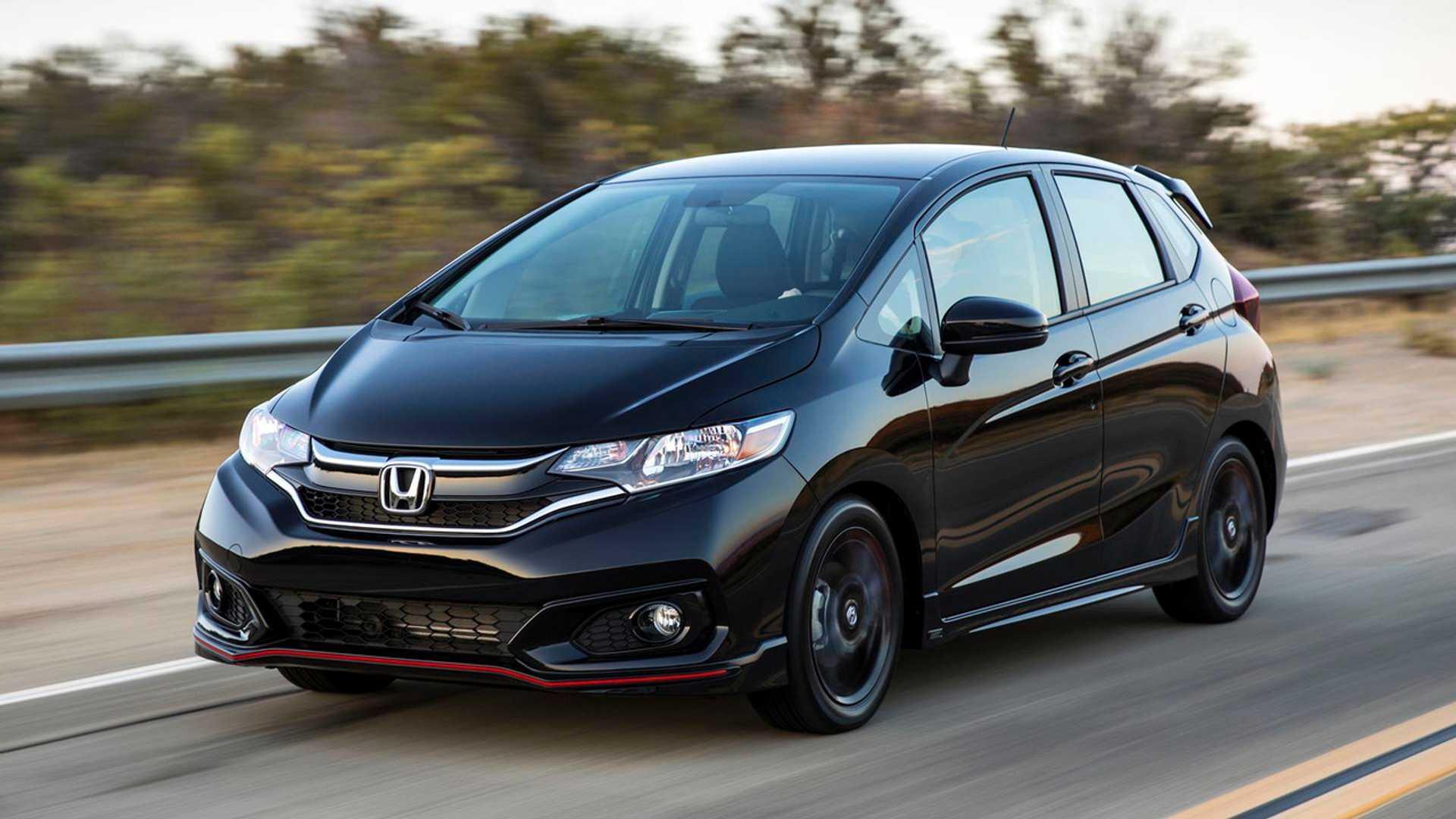 Honda Jazz: geribildirim, özellikler 58