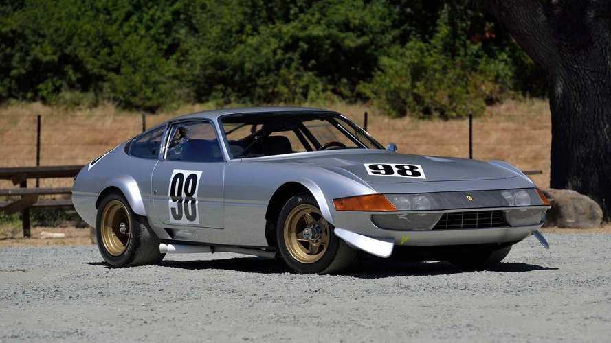 Rare Ferrari 365 Competizione Daytona Might Be Worth $1.6M [UPDATE]