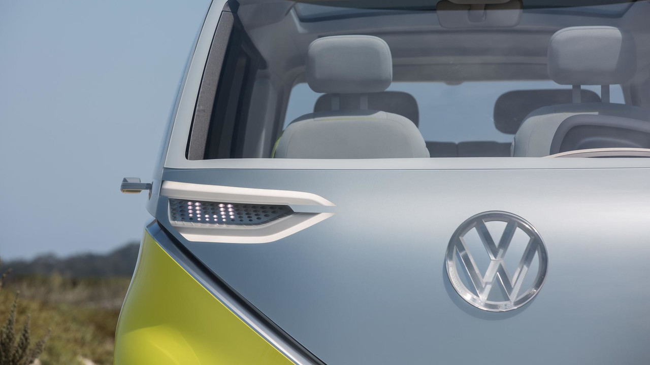 Volkswagen ID Buzz Concept a Pebble Beach
