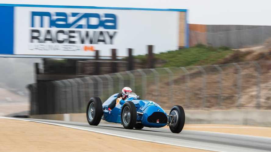 Mazda y Laguna Seca rompen su relación después de 17 años