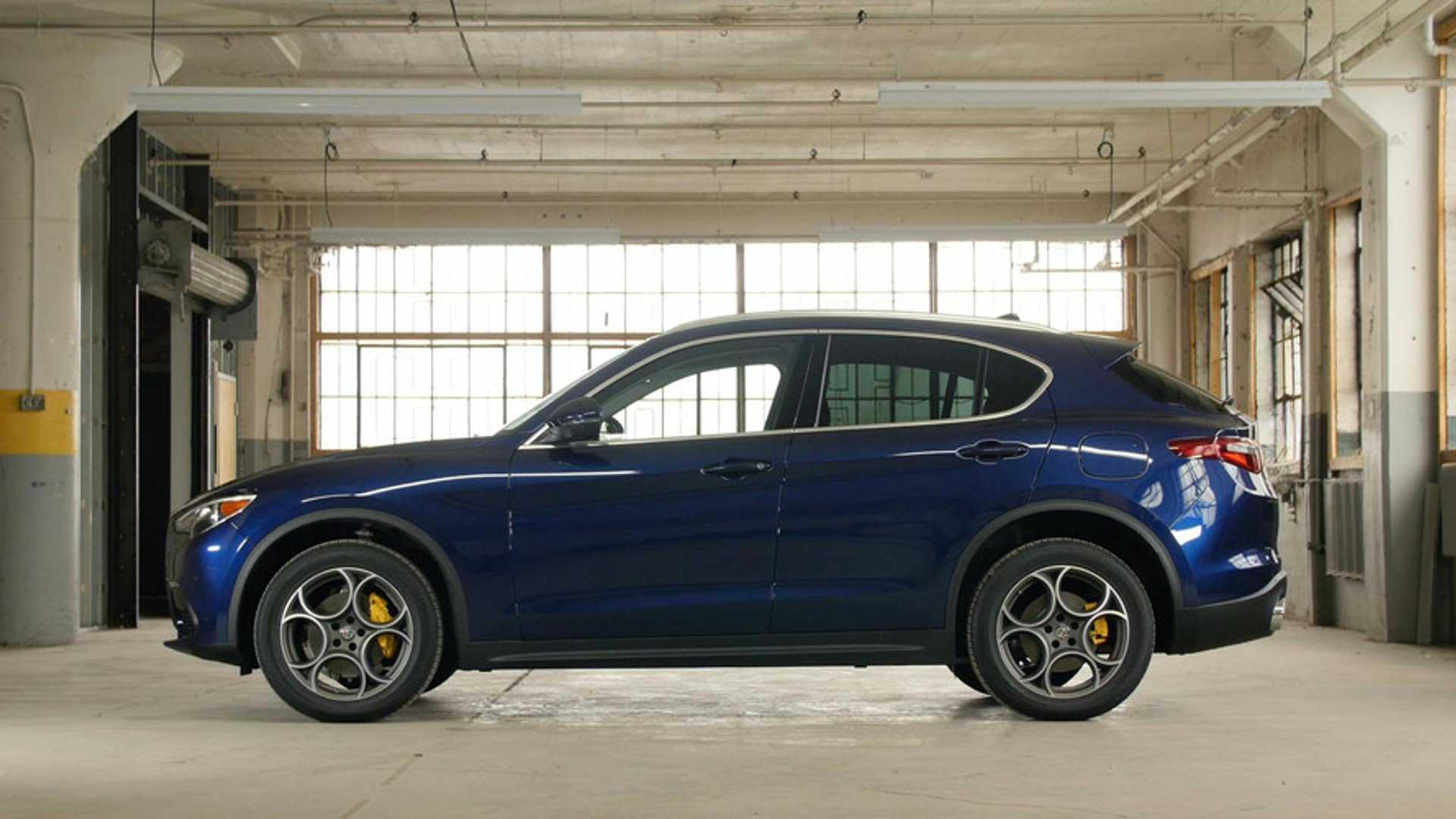 2018 Alfa Romeo Stelvio Why Buy