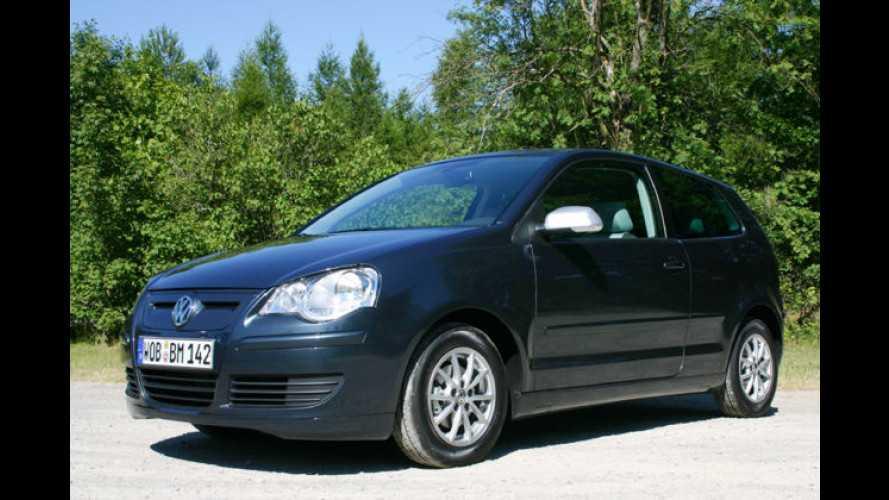 BlueMotion: Blauer Sparzwerg von Volkswagen