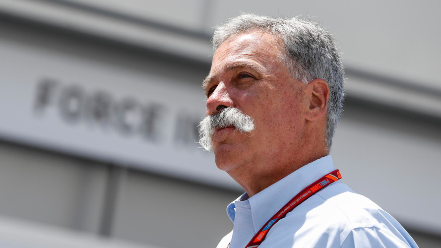 """Carey quer motores """"barulhentos, baratos e melhores"""" na F1"""