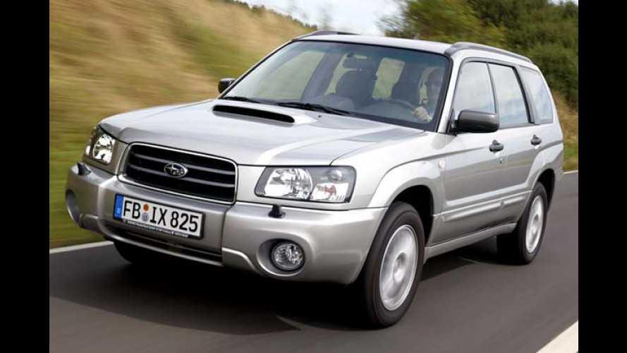 Subaru Forester 2.5XT im Test (2004)