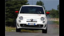 Giftig: 500 Abarth im Test