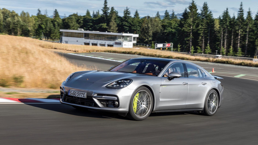 2017 Porsche Panamera Turbo S E-Hybrid First Drive: Fast Not Furious