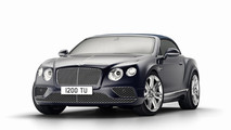 Bentley Continental GT Timeless Series 2017