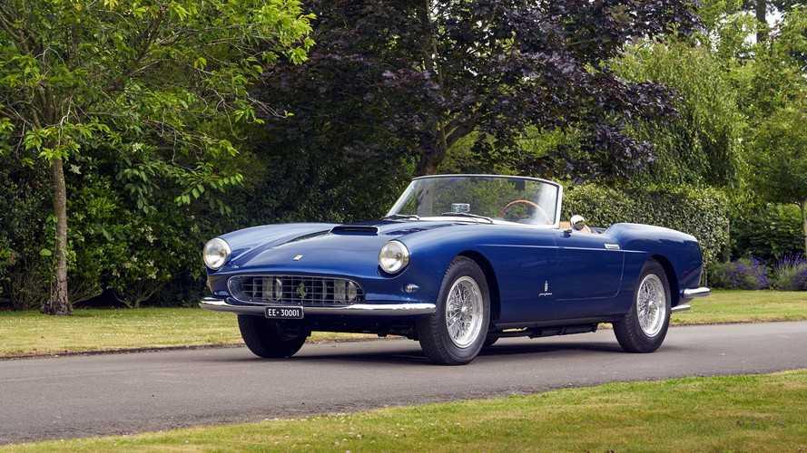 Monterey Car Week 2017 - Ces sportives italiennes sont à vendre