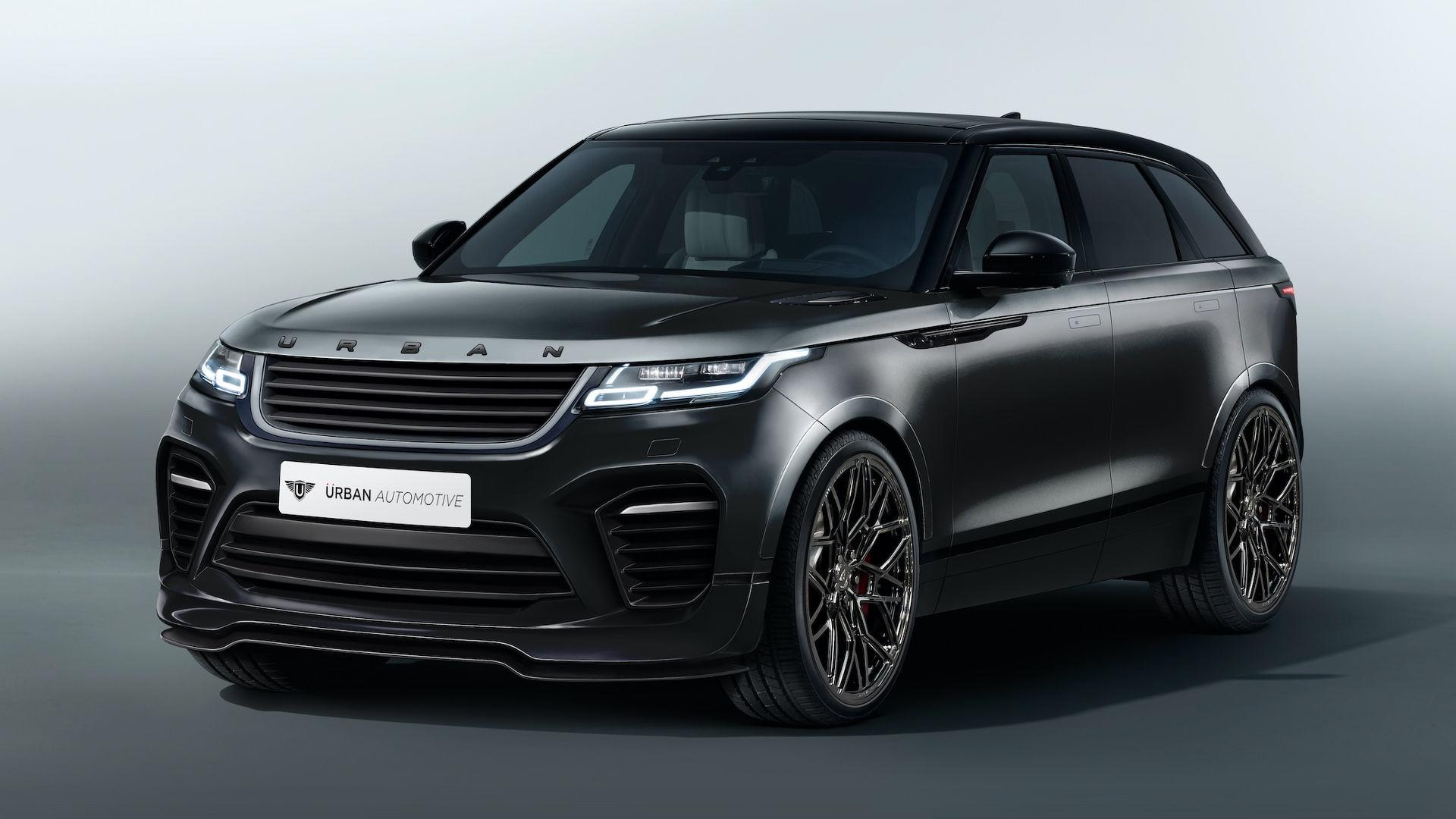 2019 Range Rover Velar SVR: News, Specs, Price >> Range Rover Velar Gets A Subtle Makeover By Urban Automotive