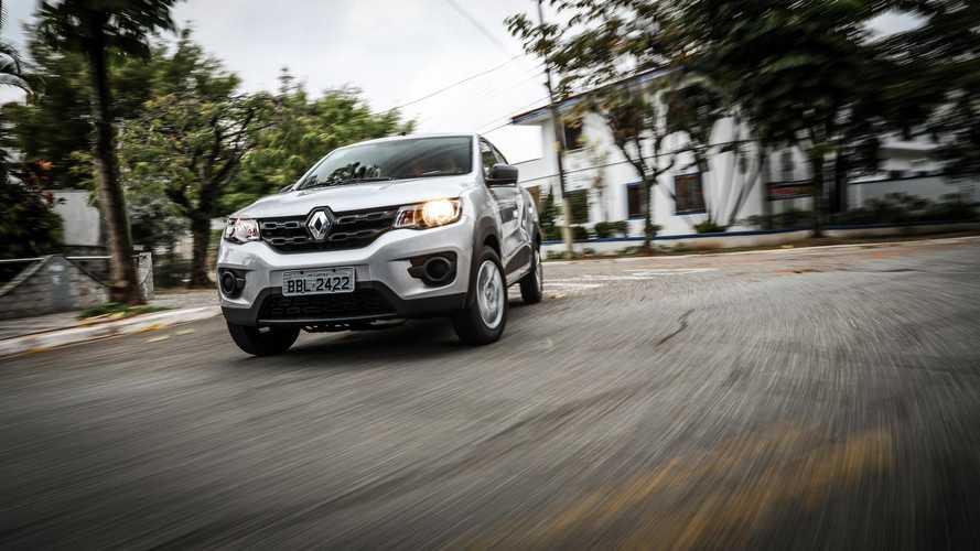 Vídeo - Como anda o Renault Kwid Zen?