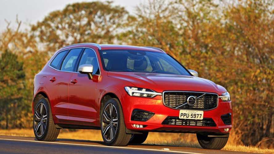 SUVs de luxo em novembro: Volvo XC60 em melhor momento desde 2011
