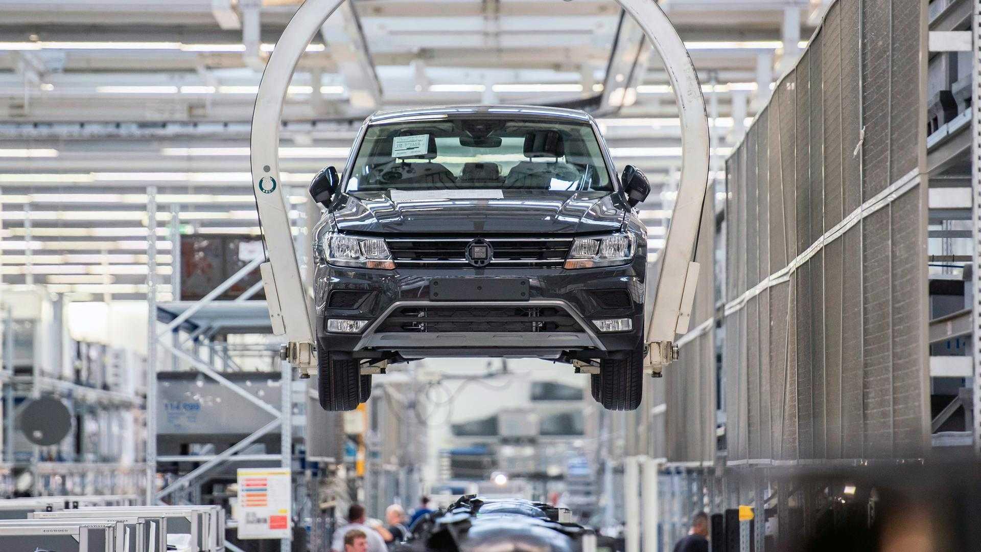 Volkswagen fabrikası, 116 yılın ardından fosil yakıtlı araç üretimini durdurdu