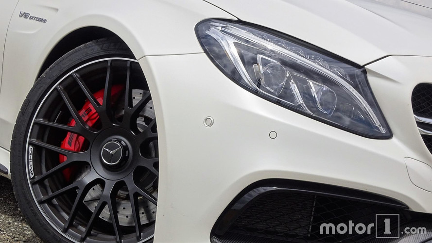 Nouvelle Mercedes-AMG C 63 - Avec un 4 cylindres de plus de 550 ch ?