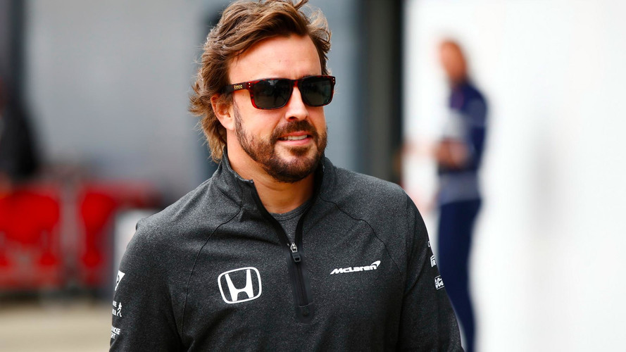 Fernando Alonso, optimista para el GP de Hungría