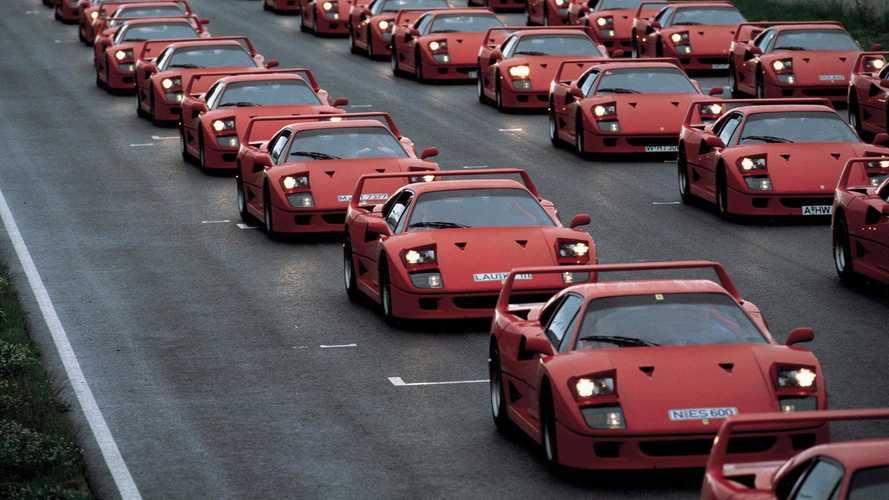 Ferrari F40 30º Anniversary