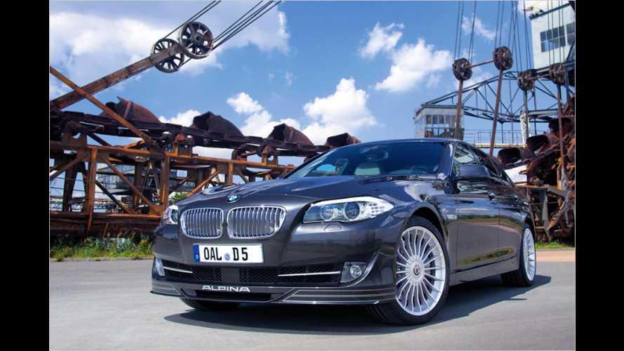 270 Sachen im Diesel: Alpina D5 Bi-Turbo
