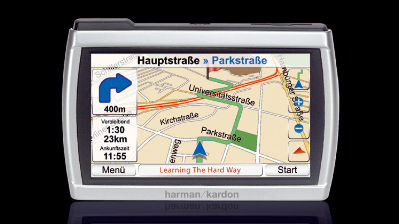Harman Kardon Guide+Play GPS-410/510