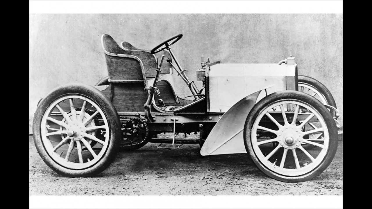 Mercedes 35 PS (1901)