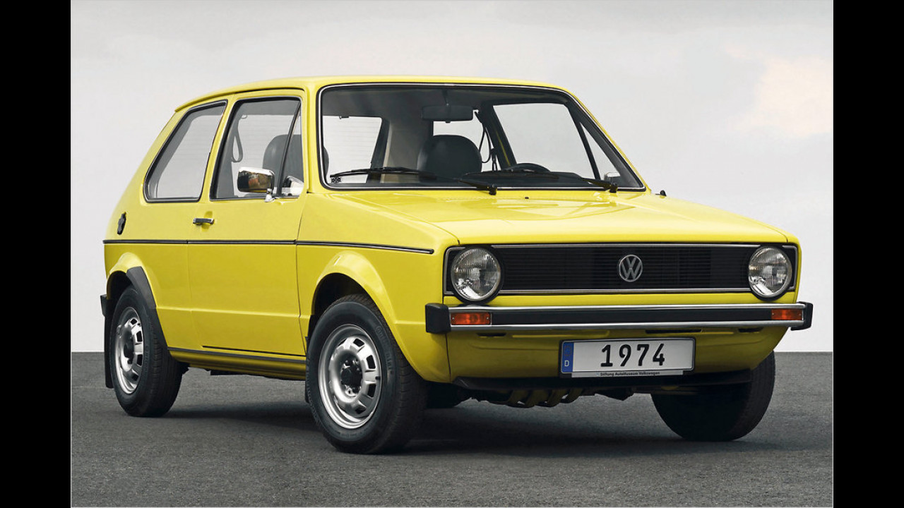 VW Golf (1974 bis heute)