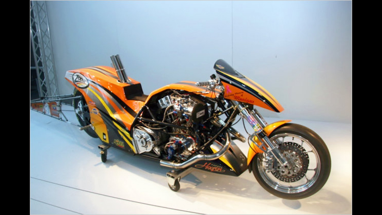 Dragster Bike Heezen