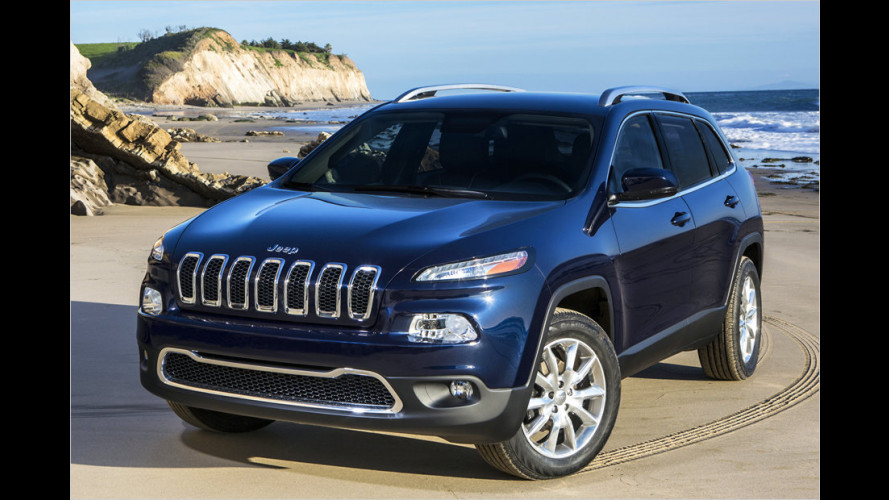 Neuer Jeep Cherokee (2013) debütiert in New York