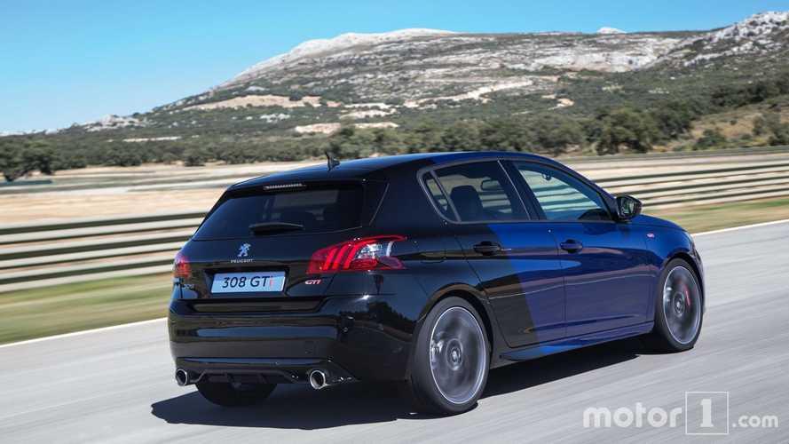 La Peugeot 308 GTi disparaît du programme de commande