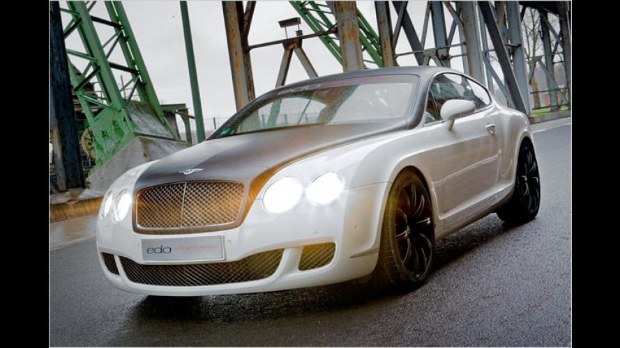Bentley Continental GT von Edo Competition: Auf Speed