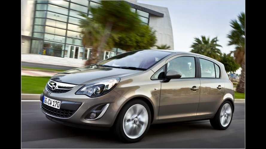 3,5 Liter Diesel auf 100 Kilometer: Opel Corsa spart nun mehr