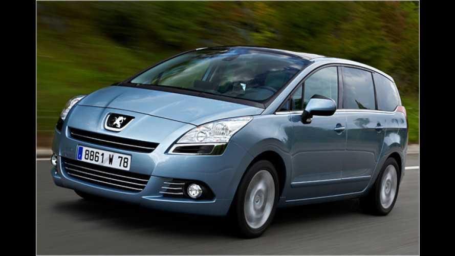 Familienfreundlicher Franzose: Peugeot 5008 im Test