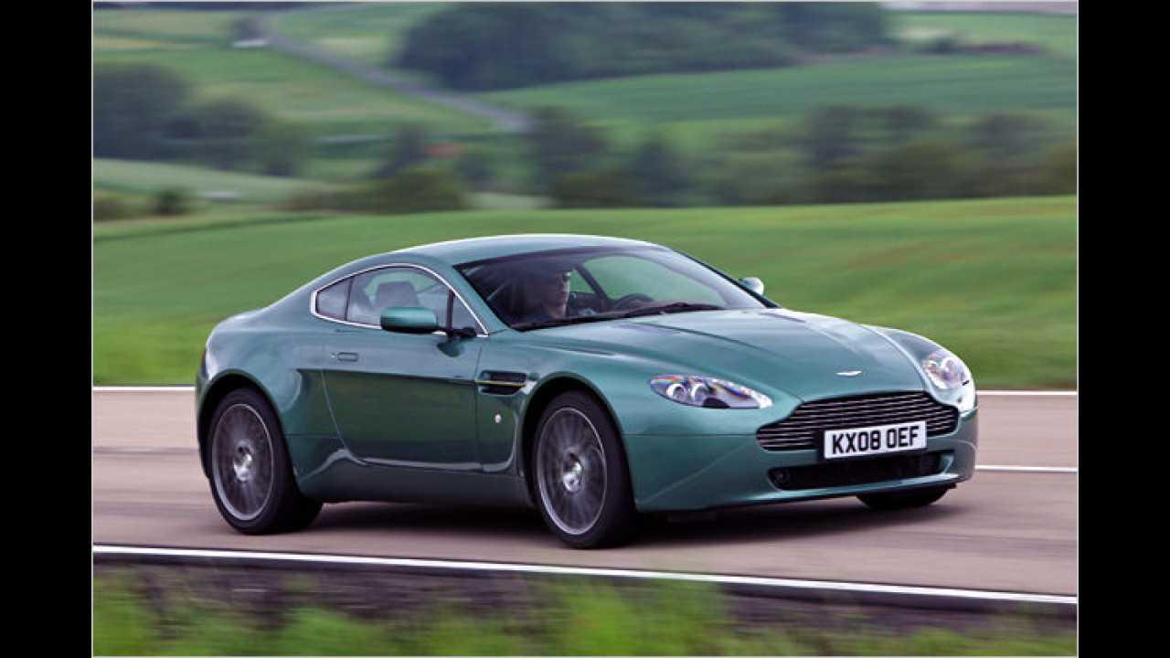 Männerauto: Aston Martin V8 Vantage