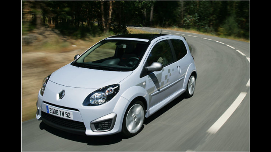 Französische Drehorgel: Der Renault Twingo RS im Test