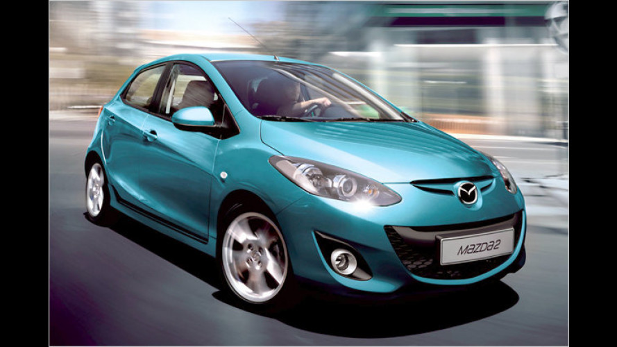 Premiere in Paris: Facelift für den Mazda 2