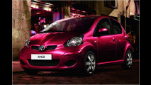Toyota Aygo CoolRed