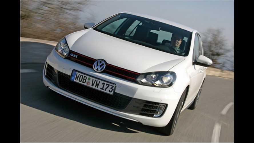 Rückkehr des Spalters? Der neue VW Golf GTI im Test