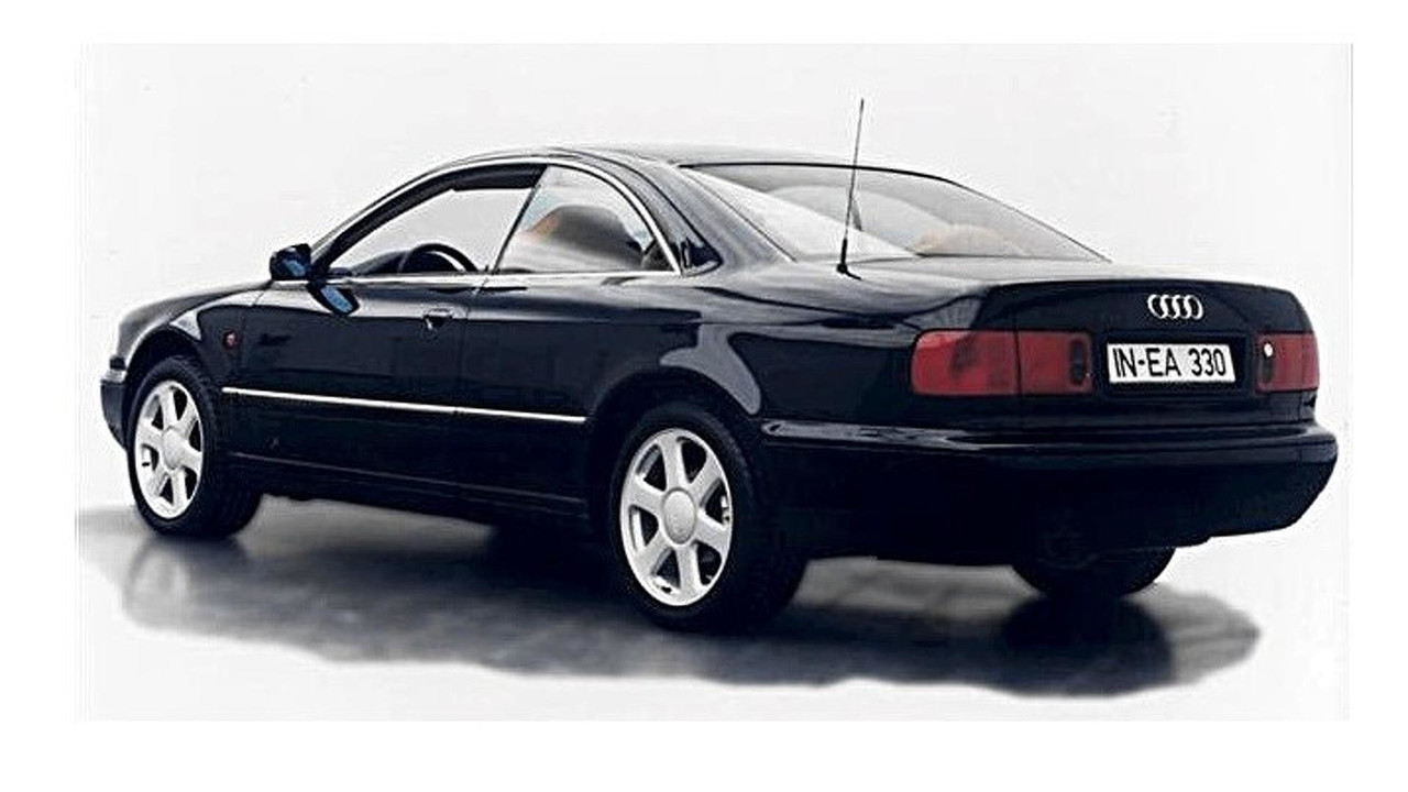 1997 Audi A8 Coupe What Might Have Been