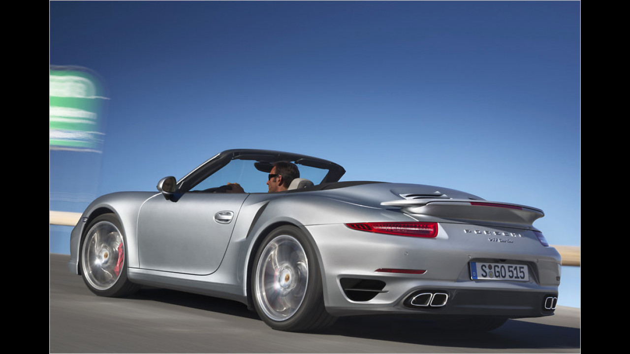 Top: Porsche 911 Turbo