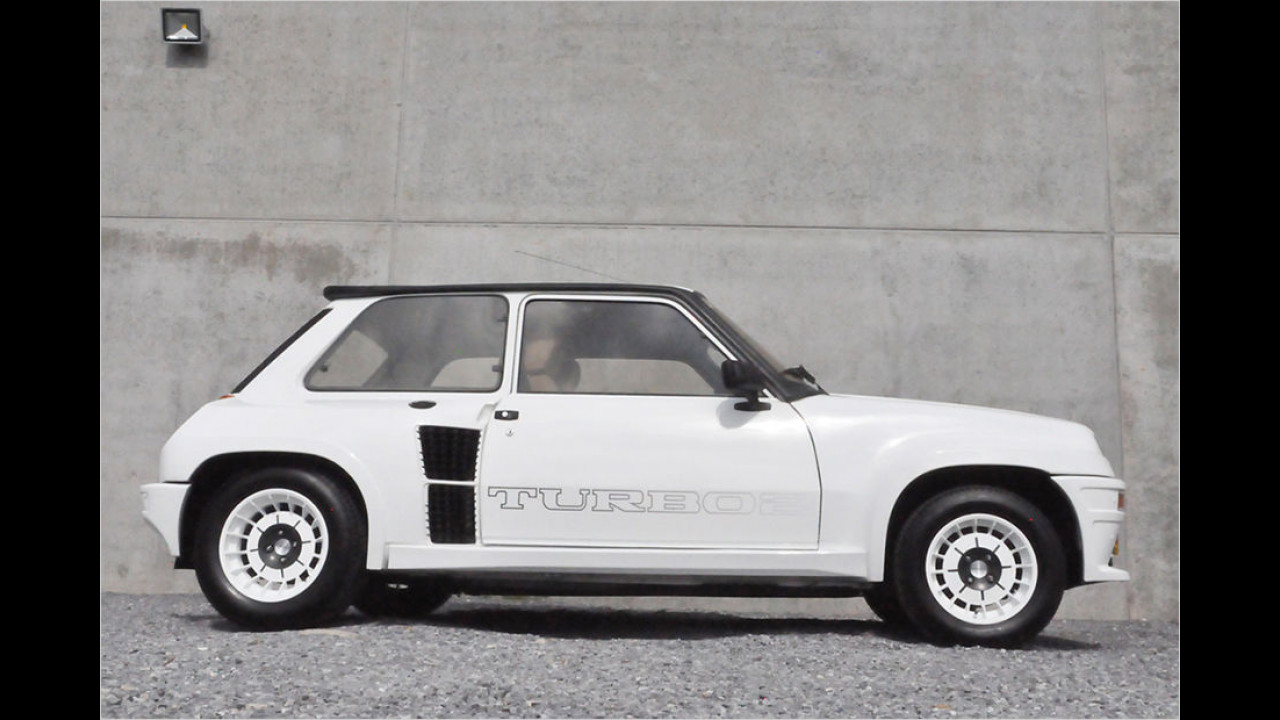 Renault 5 Turbo II (1984)