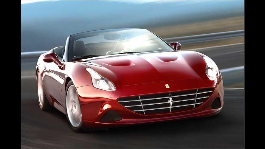 Feinarbeit bei Ferrari