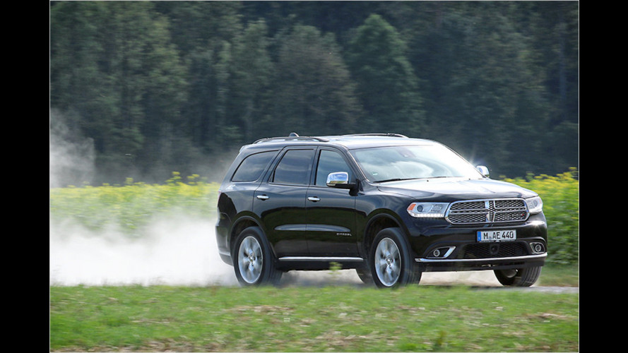 Dodge Durango im Test