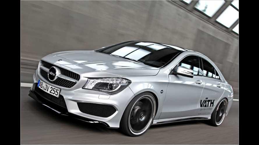Mercedes CLA 250: Väth pumpt mehr Leistung hinein
