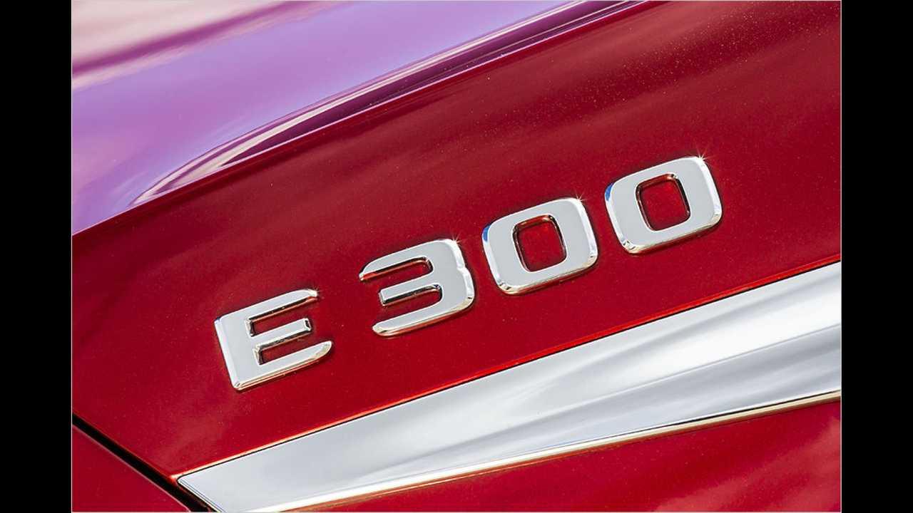 Motoren: E 200 und E 300