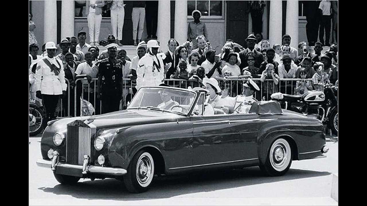 Rolls-Royce Silver Cloud II Cabrio
