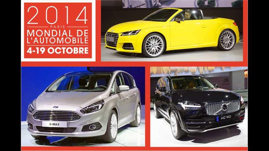 Pariser Autosalon 2014: Die Highlights
