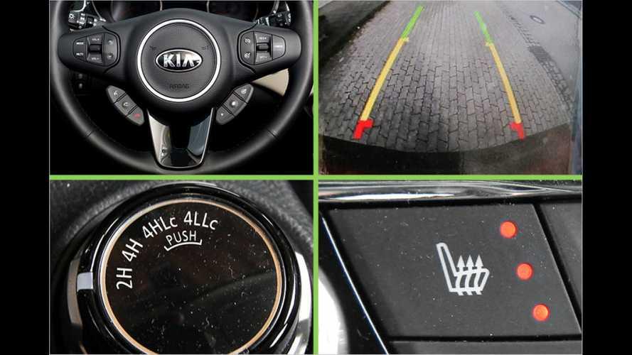 Top 10: Die beliebtesten Auto-Ausstattungen
