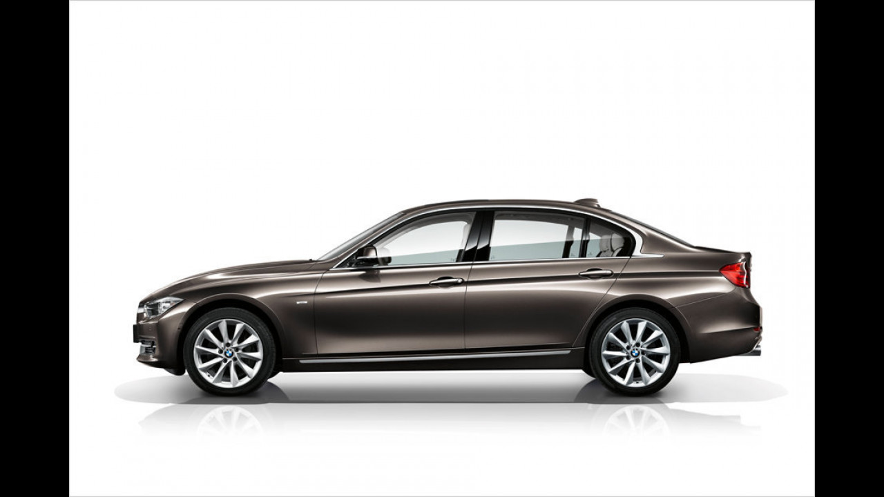 BMW 320 Li (2012)