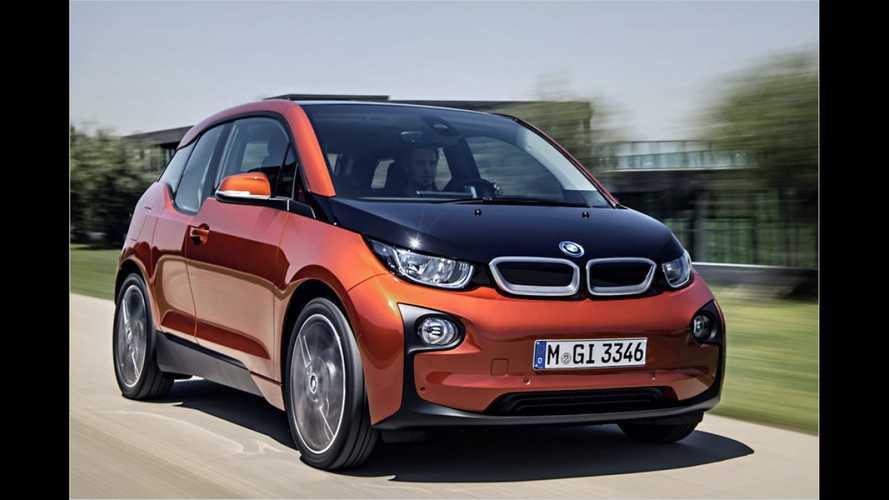 BMW i3 (2013): Serienversion des Elektro-Viersitzers vorgestellt