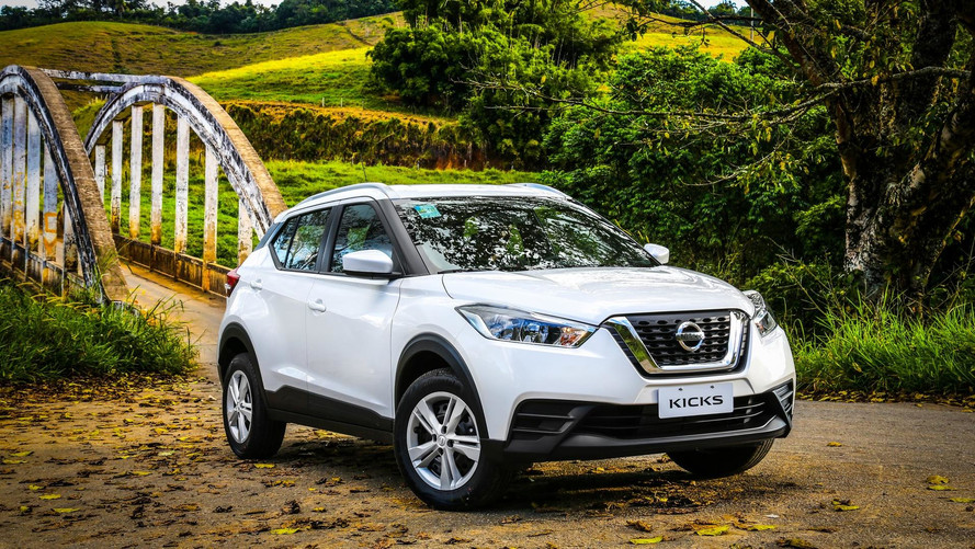 Nissan Kicks S Manual