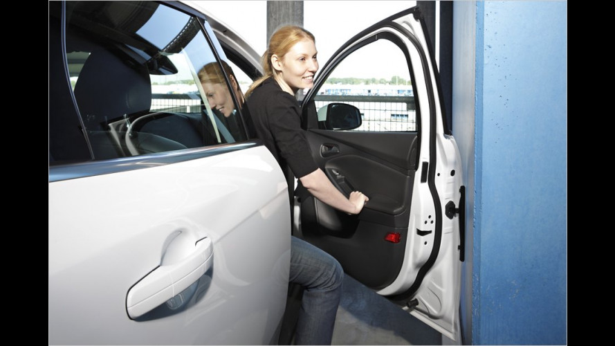 Ford bringt neuartigen Türkantenschutz
