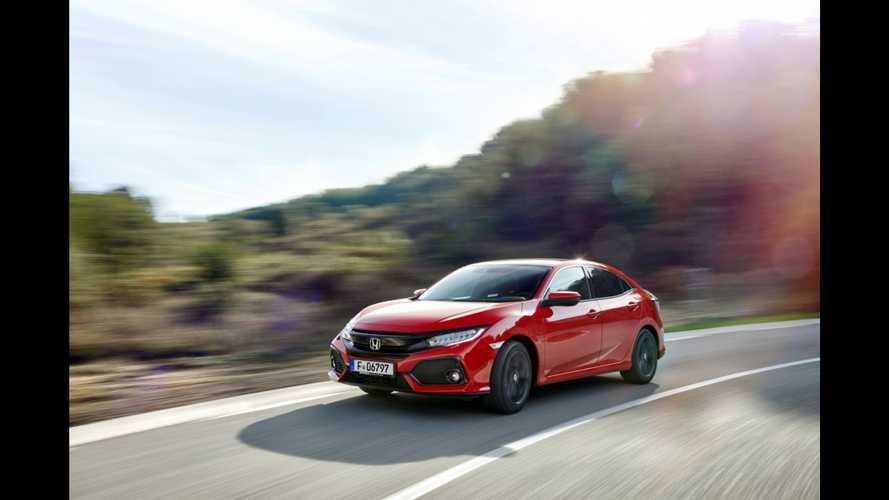 Nuova Honda Civic, le 10 cose che cambiano